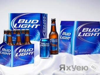 Пиво Bud Light
